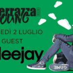Inaugurazione Young Party guest Rudeejay La Terrazza Club