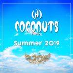 Ultimi eventi in giardino alla discoteca Coconuts di Rimini