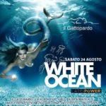 White Ocean Party discoteca Gattopardo Alba Adriatica
