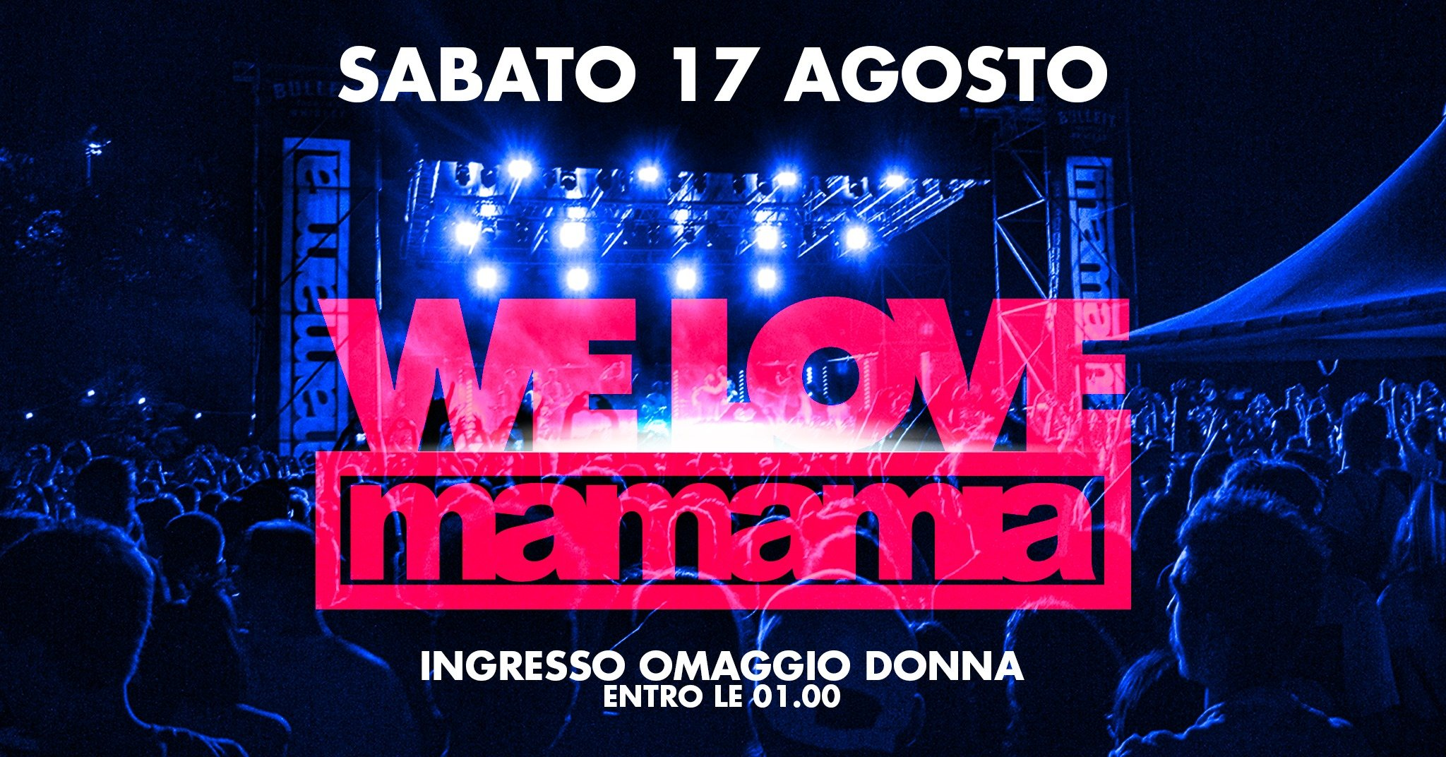 We Love Mamamia Club Senigallia