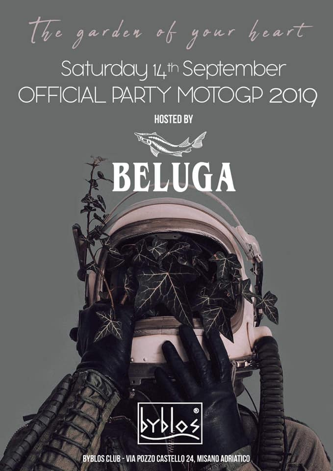 Official Party Motogp 2019 Byblos Club Misano