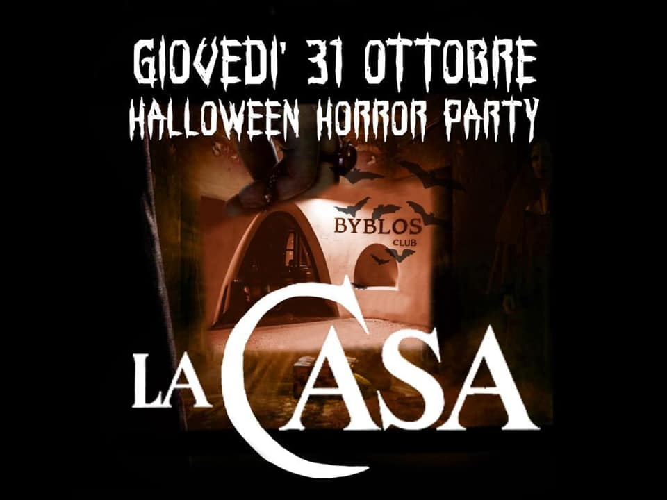Halloween 2019 Byblos Club Misano Adriatico
