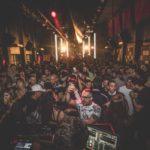 Discoteca Noir Jesi ultimo evento Quartiere Latino di sabato