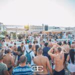 Beach party di chiusura Papeete Milano Marittima