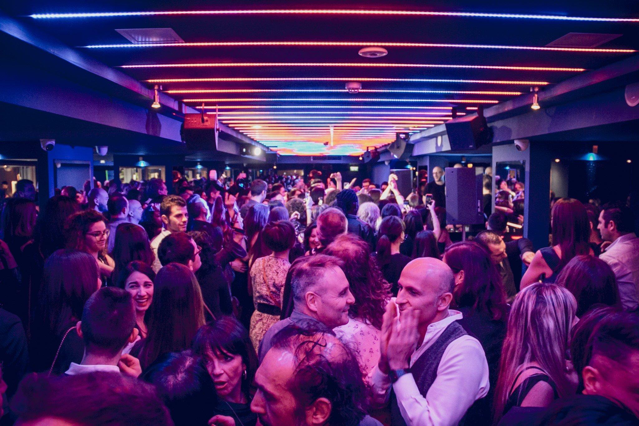Inaugurazione 2019 - 2020 discoteca Gatto Blu Civitanova Marche