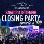 Closing Party Summer 2019 discoteca Gattopardo Alba Adriatica