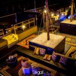 Guest dj Leon Le Gall Club Porto San Giorgio