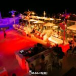 Malindi Cattolica, beer partybeach