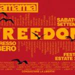 Freedom 2019 Mamamia Club Senigallia