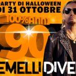 Halloween 2019 guest Gemelli Diversi Miami Club Monsano