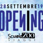 Opening Scuola Zoo Miu Disco Dinner Marotta Mondolfo