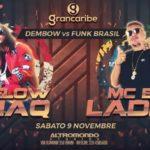 Dembow vs Funk Brasil discoteca Altromondo Studios Rimini
