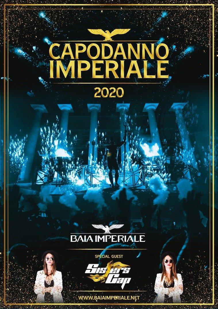Capodanno 2020 discoteca Baia Imperiale Gabicce Mare