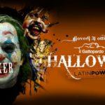 Halloween Joker discoteca Gattopardo