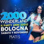 2000 Wonderland Matis Dinner Club Bologna