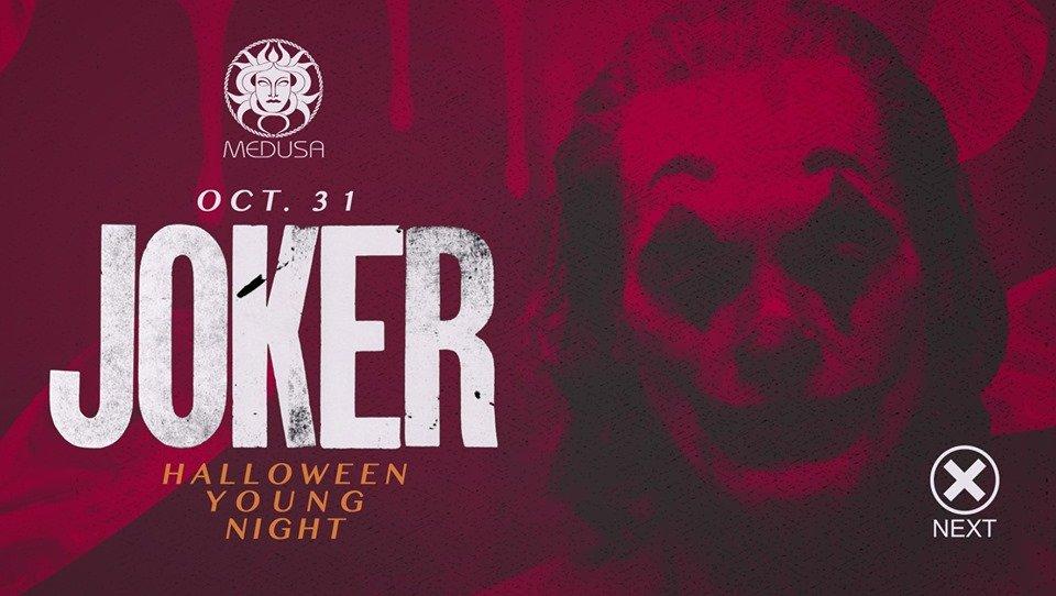 Halloween Joker Medusa San Benedetto del Tronto