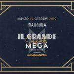 Inaugurazione 2019 2020 Megà Disco Dinner Pescara