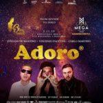 Stefano De Martino Adoro Party discoteca Megà Pescara