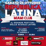 Repubblica Latina Miami Club Monsano