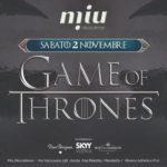 Games of Thrones Miu Disco Dinner Marotta