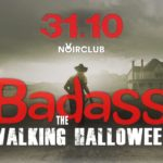 Halloween 2019 Badass The Walking Noir Club Jesi