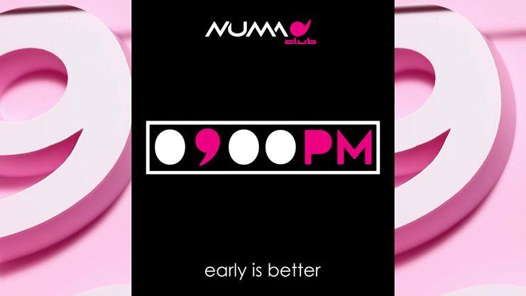 0900PM Opening Party Numa Bologna
