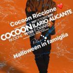 Halloween Cocoon dj Ilario Alicante Peter Pan Riccione