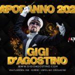 Capodanno guest Gigi D'Agostino discoteca Altromondo Rimini
