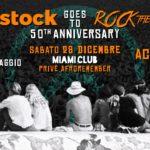 Rock The Night in WoodStock Miami Club Monsano