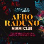 Afroraduno Miami Club Monsano