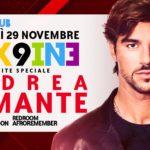 Andrea Damante guest dj Miami Club