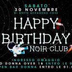 Happy Birthday Noir Jesi