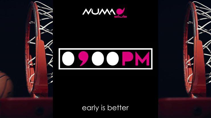 0900PM Jump Numa Club Bologna