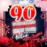 Peter Pan Club Riccione 90 Wonderland pre Capodanno