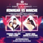 Romagna Vs Marche discoteca Altromondo Rimini