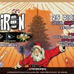 Buliron Christmas Edition discoteca Altromondo Rimini