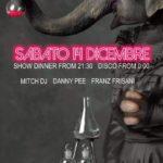 Mitch Dj Danny Pee Franz Frisani Byblos Club Misano