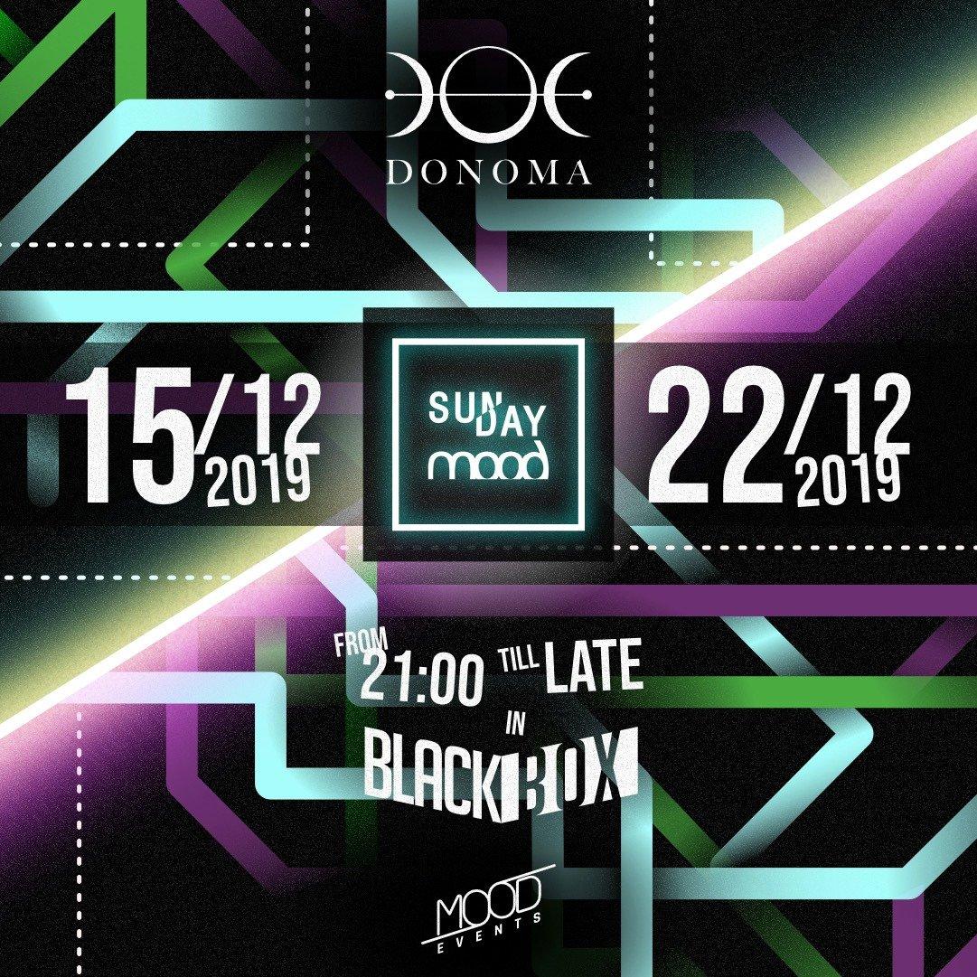 Donoma Club Civitanova Marche Sunday Mood
