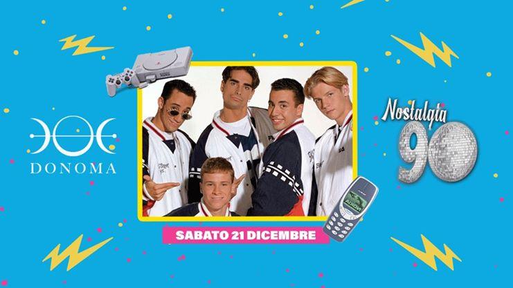 Donoma Discoteca Nostalgia 90