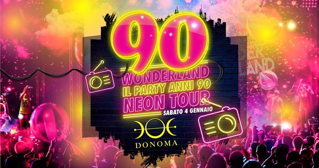 90 Wonderland Donoma Club