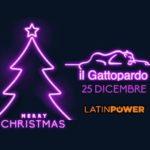 Natale 2019 discoteca Gattopardo
