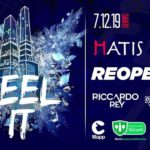 Reopening Feel It Matis Bologna