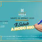 A Modo Mio Megà Disco Dinner Pescara