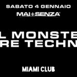 Mai + Senza 2020 Miami Club Monsano