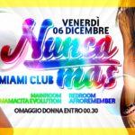 Discoteca Miami Monsano Nunca Mas