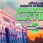 Quartiere Latino pre Natale e Capodanno Noir Club Jesi