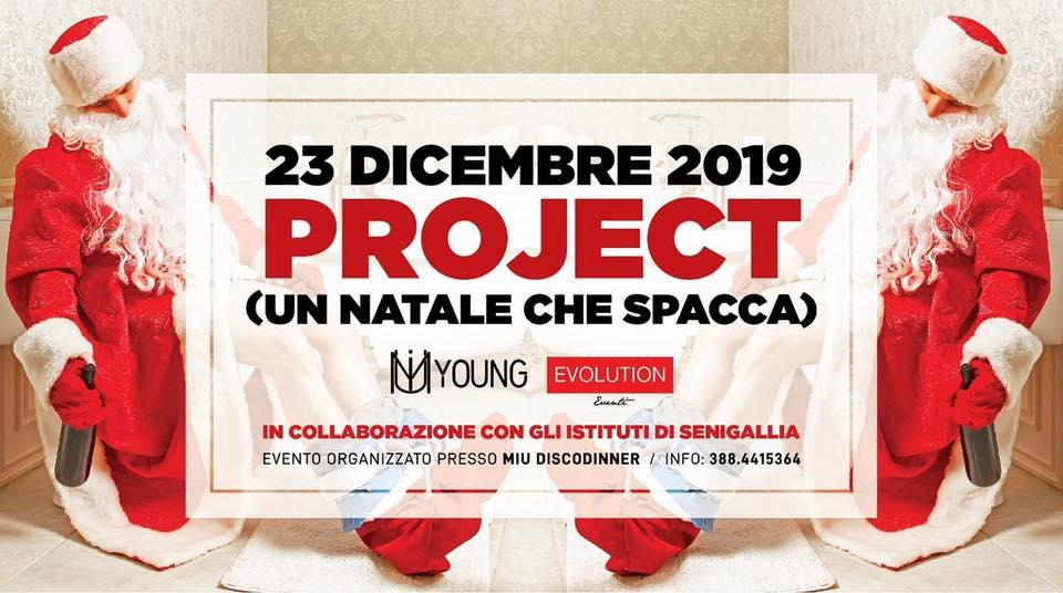 Project un Natale che spacca Miu Marotta