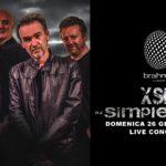 XSM ex Simple Mind in concerto Brahma Civitanova Marche
