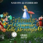 Il Carnevale delle meraviglie Byblos Club Riccione