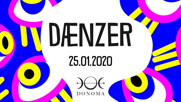 Donoma discoteca Civitanova Marche Daenzer